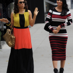 Evelyn Lozada et Shaunie O'Neal enregistrent la saison 5 de Basketball Wives