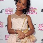 Kerry Washington, Zoe Saldana et la petite Quvenzhané Wallis aux Independant Spirit Awards 201