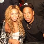 Jay-Z, Beyonce, Swizz Beatz, Nas au All Star Game 2013