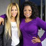 """Beyonce et Oprah ont enregistré """"Oprah's Next Chapter"""""""