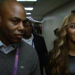 Beyonce et Kelly Rowland ont célébré la victoire de Ray Lewis