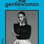 Beyonce à la une de The Gentle Woman