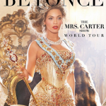 "Beyonce lance sa tournée internationale ""Mrs. Carter Show"""