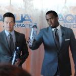 """Sean Combs """"Diddy"""" et Mark Wahlberg présentent une nouvelle eau Aqua"""