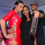 Draya Michele, Eudoxie et Ludacris font la fête à Atlanta