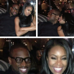 Dwayne Wade, Gabrielle Union, Eva Marcille, Kevin McCall et d'autres à l'after All Star