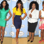 Gabrielle Union, Kelly Rowland, Oprah Winfrey au dîner de Essence Black Women