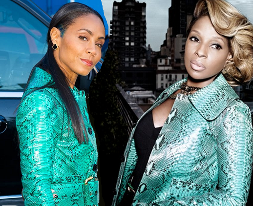 Jada pinkett smith vs mary j blige miroir dis moi qui for Miroir qui est la plus belle