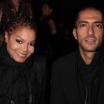 Janet Jackson et son fiancé à la Milan Fashion Week