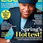 LL Cool J fait la une de Essence Magazine