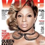 Mary J. Blige à la une de Vibe Magazine