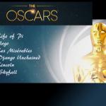 Oscars 2013 – Les gagnants sont …
