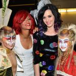 Rihanna et Kate Perry – Les meilleurs moments