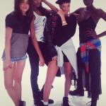 Quelques modèles de la collection de Rihanna dévoilés