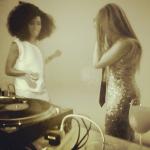 Beyonce et Solange Knowles se sont lâchées à l'after