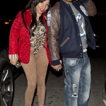 TI et Tiny étaient au Lure Night club à Hollywood