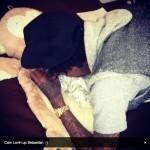 Wiz Khalifa et Amber Rose annoncent le parrain de leur fils