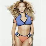 """Beyonce à la une de """"Shape Magazine"""""""