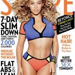 """Beyonce fait la couverture de """"Shape Magazine"""""""