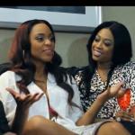 """Brianna Perry et Trina partagent leur """"Girl Talk"""" avec leurs fans"""