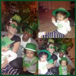 """Mariah Carey, Nick Cannon et leurs enfants célèbrent la """"St Patrick"""""""