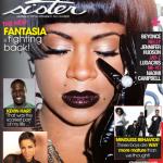 """Fantasia fait la couverture de """"Sister 2 Sister"""""""