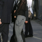 """Halle Berry était invitée sur le plateau de """"Jimmy Kimmel Live"""""""