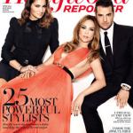 """Jennifer Lopez, Kerry Washington et  à la une de """"Hollywood Reporter"""""""