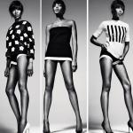 Naomi Campbell à la une du magazine Numero