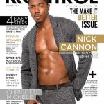 """Nick Cannon fait la une de """"Kontrol Magazine"""""""