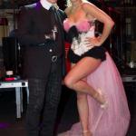 """Rita Ora était au """"Bal De La Rose Du Rocher"""""""