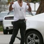 Les vacances à Miami de Shemar Moore sont terminées