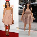 Zoe Saldana Vs Kim Kardashian: Qui est la plus belle?