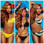 Beyonce marque le lancement de la nouvelle campagne de H&M