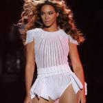 Beyonce sur scène à Belgrade