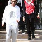 Ciara et Future étaient faire du shopping à Barneys