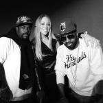 Mariah Carey était au studio avec DarkChild et Jermaine Dupri