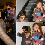 Halle Berry et Olivier Martinez ont une altercation avec des paparazzi
