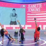 "Jeanette Jenkins invitée de ""106 & Park"""