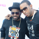 """Ludacris, Jermaine Dupri, Chili et T-Boz à l'avant-première de """"Fast And Furious 6"""""""