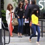 Kelly Rowland était déjeuner avec Michelle Williams