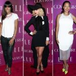 """Kelly Rowland, Rita Ora et Lala Anthony étaient à la soirée """"Women In Music"""" de Elle"""