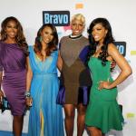 """Porsha Stewart, Nene Leakes, Kandi Burruss, Kenya Moore et d'autres à la soirée """"Bravo Upfront"""""""