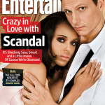 "Kerry Washington et ""Le Président"" à la une de ""Entertainment Weekly"""