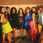 """Les membres de """"Love & Hip Hop Atlanta"""" étaient ensemble pour visionner le premier épisode"""