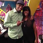 Kelly Rowland est drôle quand elle veut!