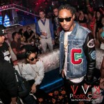 Ciara et Future s'amusent au King of Diamonds