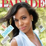 "Kerry Washington fait la une de ""Parade"""