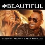 "Mariah Carey présente ""#Beautiful"" featuring Miguel"