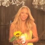 """Mariah Carey dévoile les coulisses de """"#Beautiful"""""""